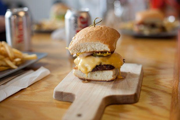 Grind Burger Kitchen: Not Your Average Burger - StyleBlueprint
