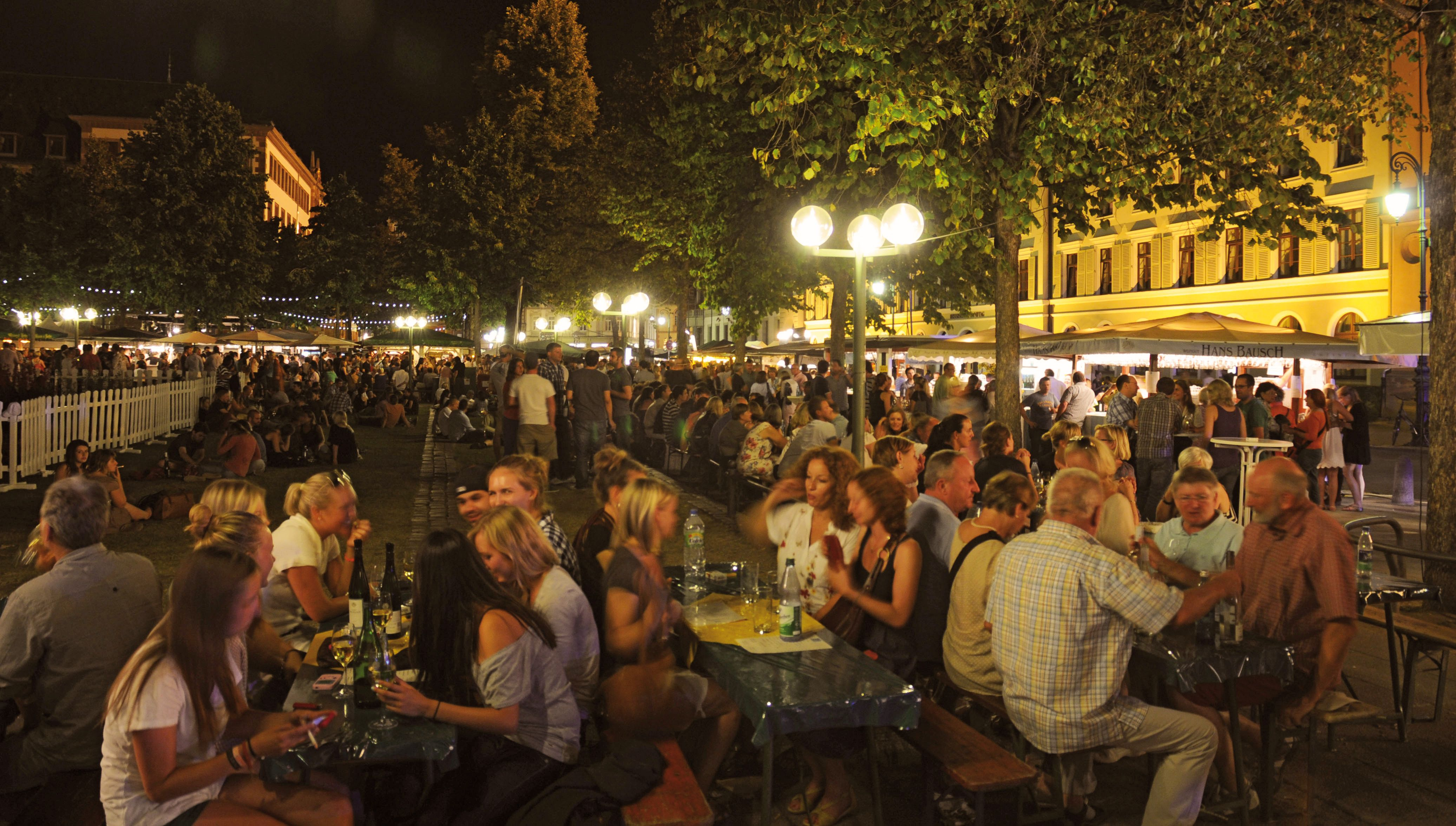 Weinfest Wiesbaden Podroze