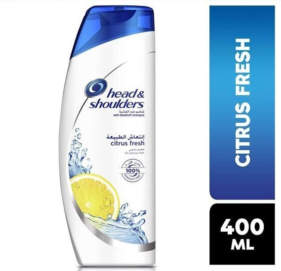 Head Shoulders Anti Dandruff Shampoo Citrus Fresh 400ml In 2020 Anti Dandruff Shampoo Anti Dandruff Dandruff Shampoo