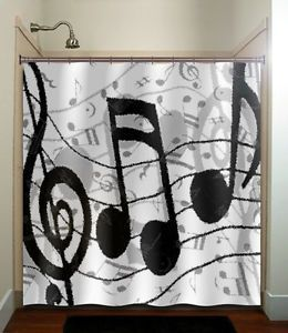Treble Clef Sheet Music Notes Duvet Cover Bedding Comforter Queen Twin King Doub Music Decor Music Bedroom Fabric Decor
