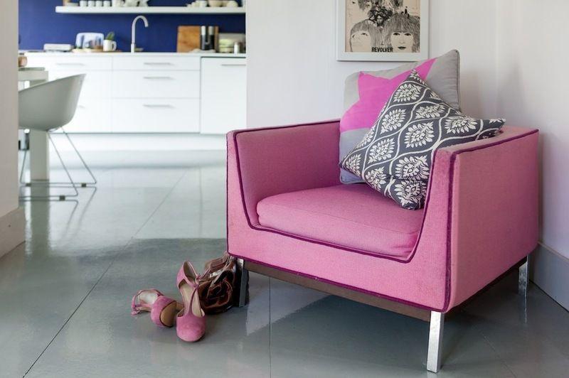 Beach Style Living Room by Gabriel Holland Interior Design ...