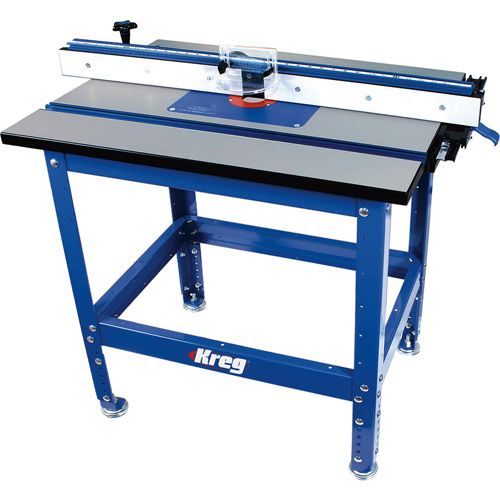 Kreg Precision Router Table System Rockler Com Router
