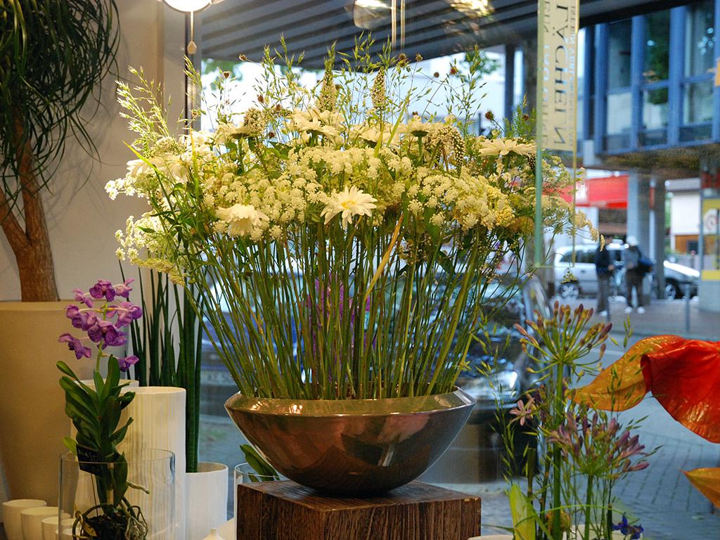 Firmenservice - wir helfen Ihnen, Ihr Unternehmen stilvoll zu präsentieren | Blumen Sonn in Ostfildern/Nellingen