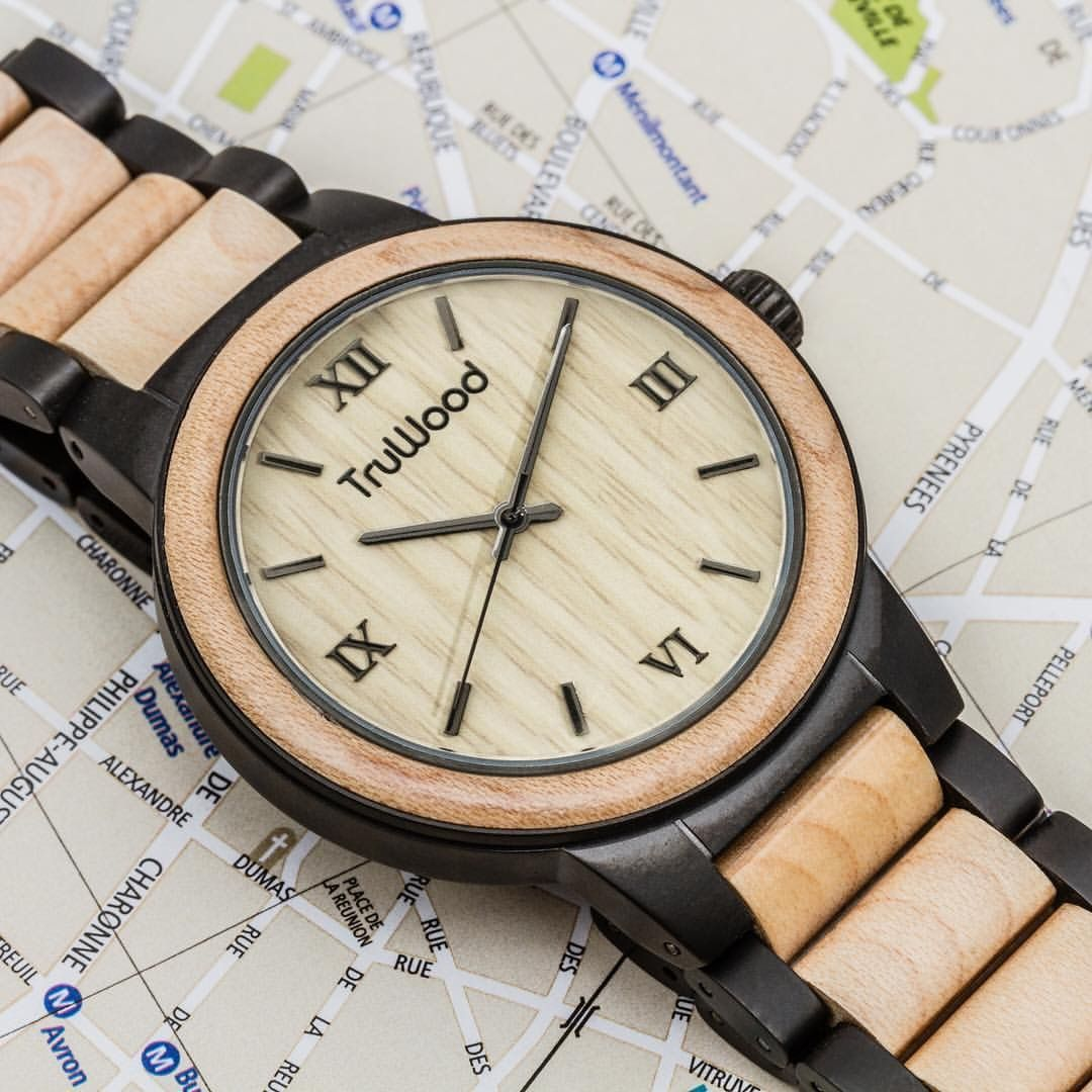 truwood watches atlas products woodcessory