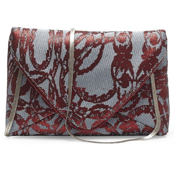 Dries Van Noten Dries Van Noten Multi-colour Embroidered Sequins Clutches HYPbYF