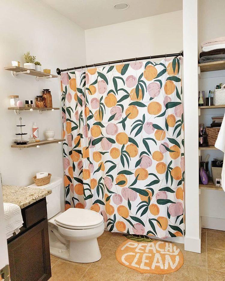 Peachy Clean Peaches Bathroomdecor Bathroom
