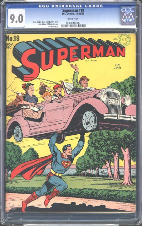 Superman Vol. 1, No. 19