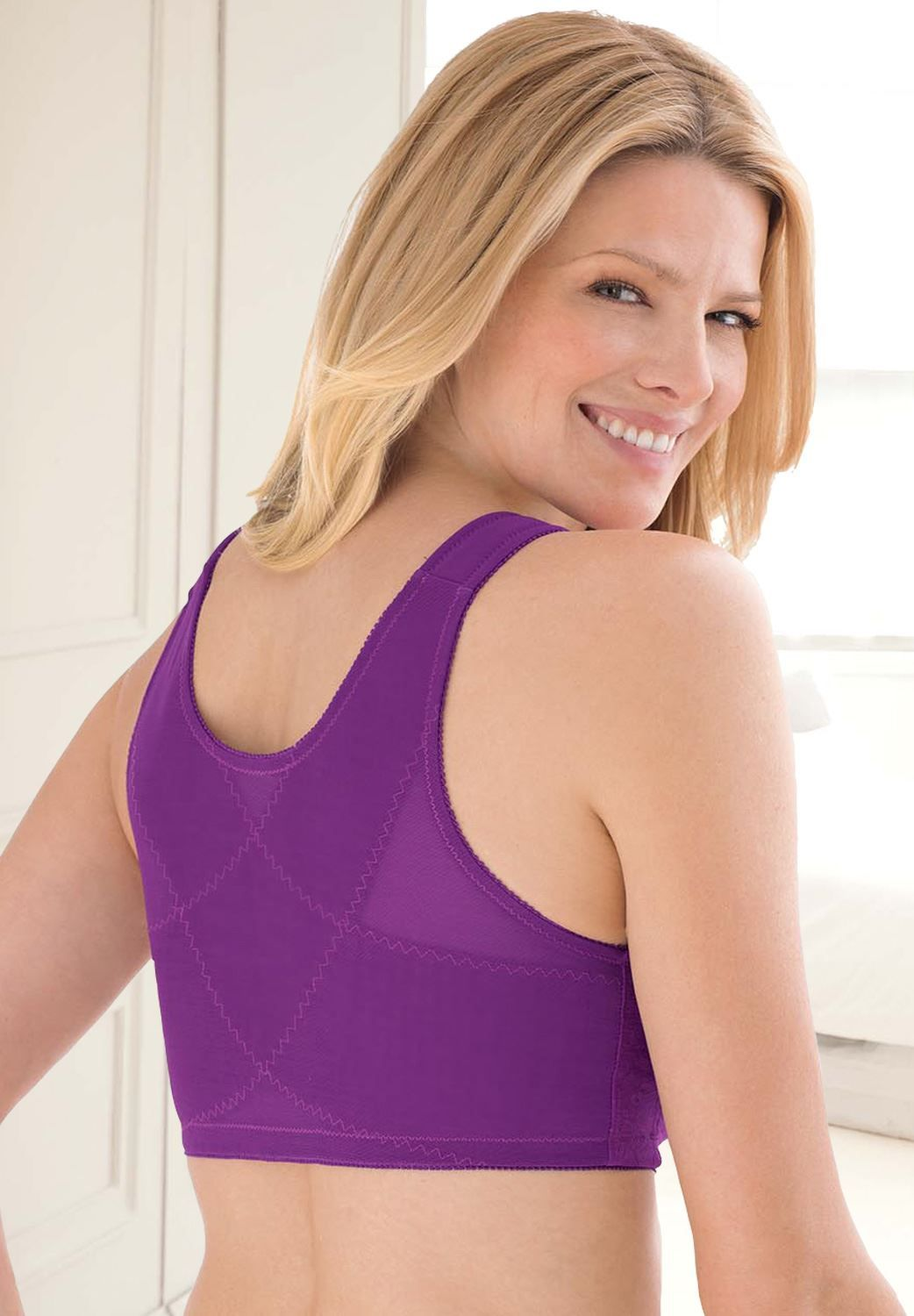 fc60f5a6b5c7f Posture Support Soft Cup Bra by Comfort Choice®