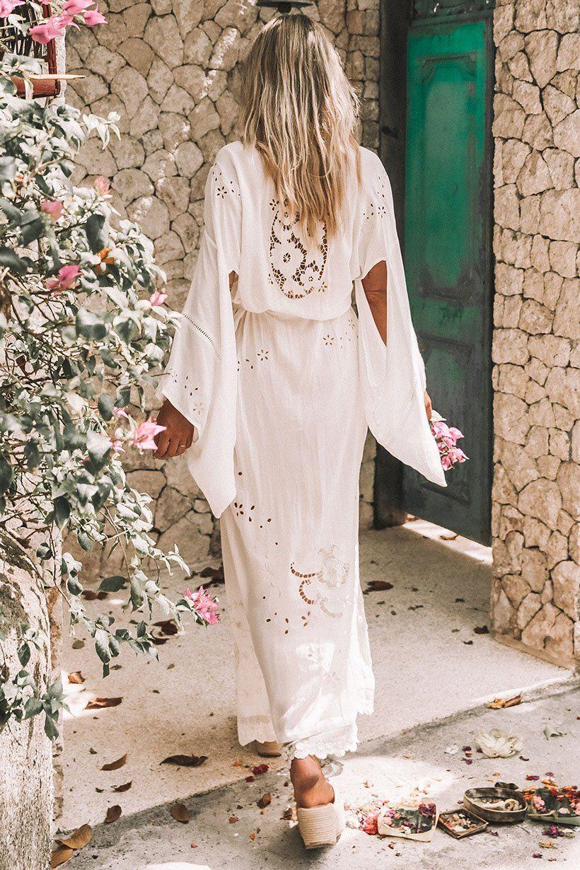 Isla bonita kimono in fashion ista pinterest bohemian