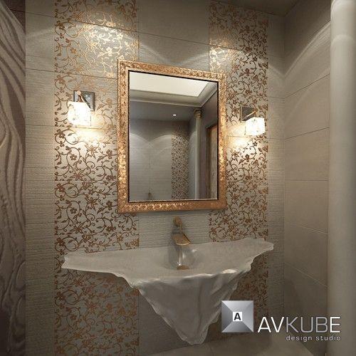 نتيجة بحث الصور عن سيراميك مغاسل الضيوف Framed Bathroom Mirror Bathroom Mirror Lighted Bathroom Mirror