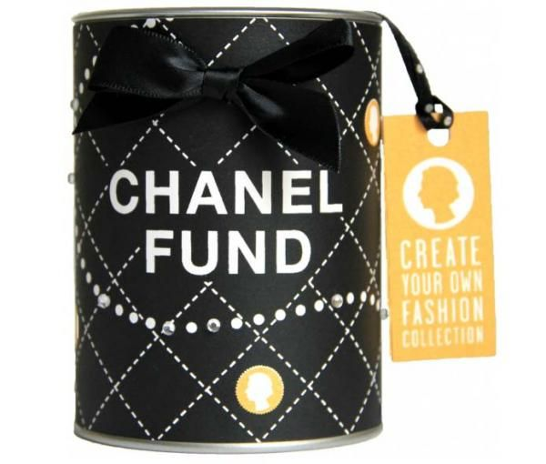 Chanel Fund Money Box
