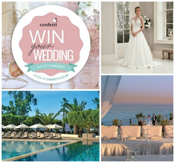 Win A Wedding Worth 40 000 In This Amazing Competition Confetti Win A Wedding Wedding Competition Wedding