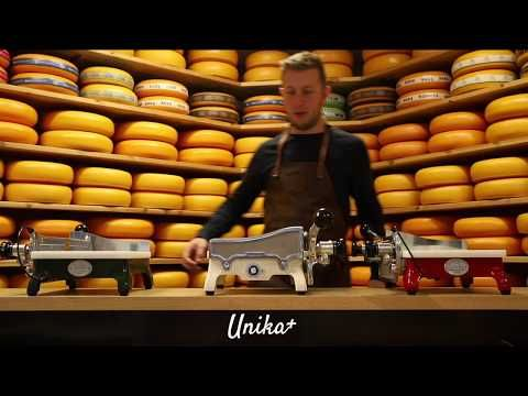 Check out the new Boska Cheese Cutter Unika+ - YouTube