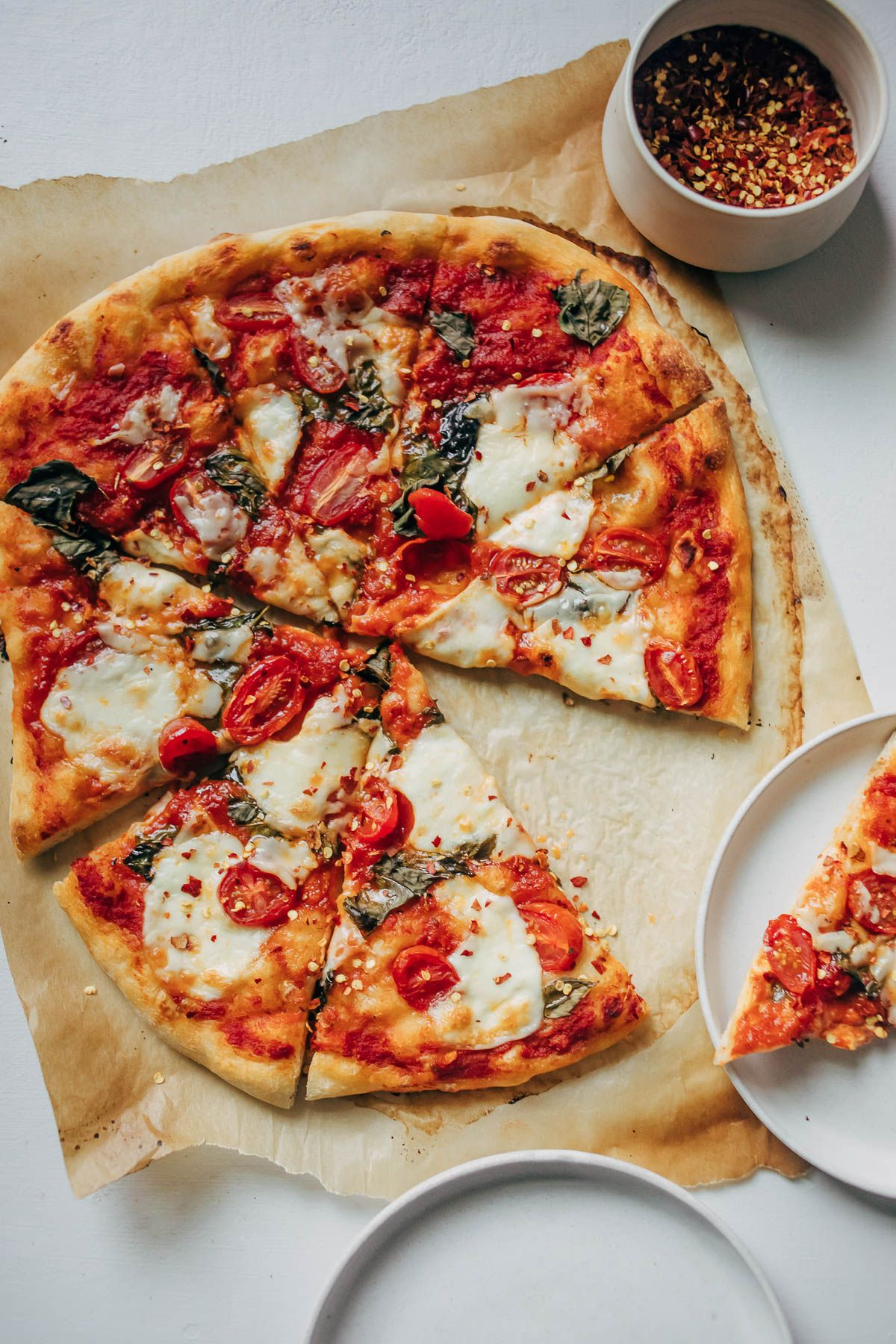 Sourdough Pizza Crust | BAKED