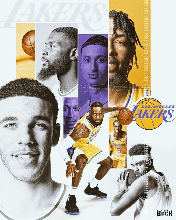 Los Angeles Lakers Basketball Lakers News Scores Stats Rumors More Espn Nba Art Sports Graphic Design Sports Design Inspiration