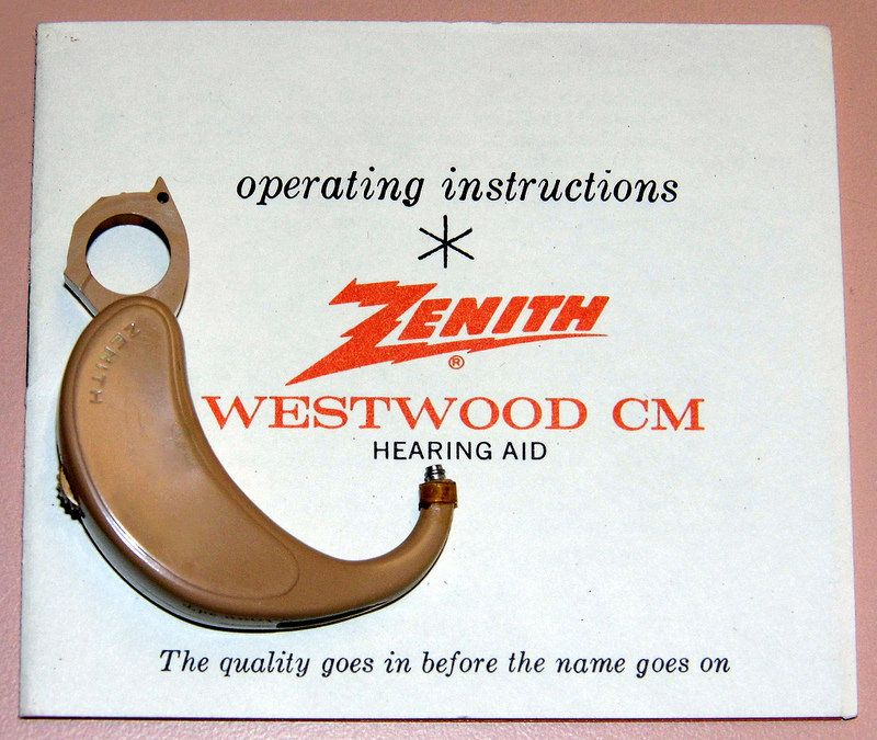 Pin On Vintage Hearing Aid Collection Joe Haupt