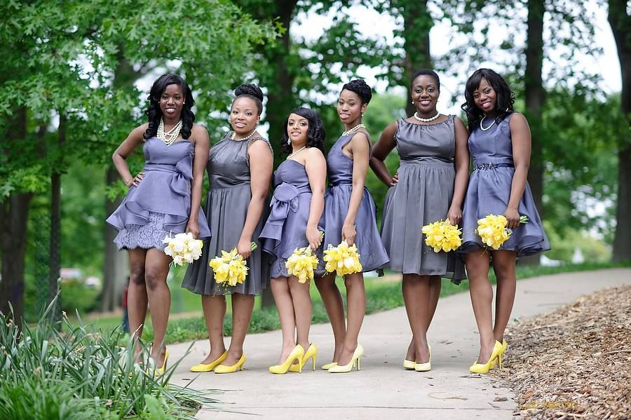 """Inspiration Gallery for Bridesmaids"""": 50 Stunning & Gorgeous ..."""
