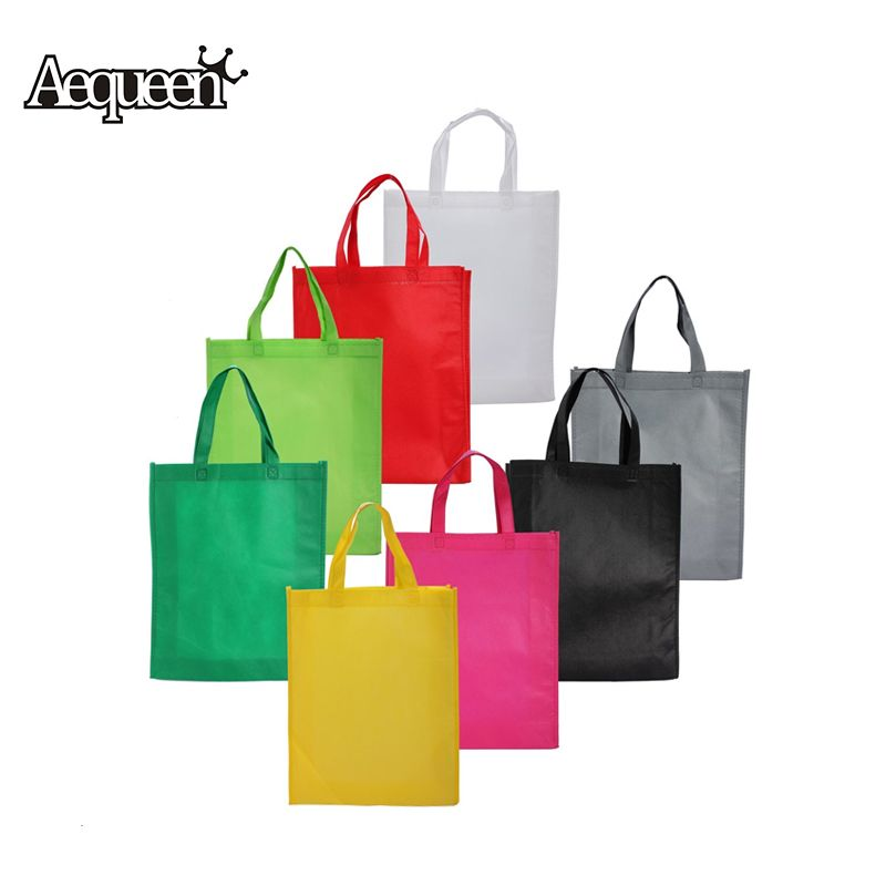 Bag Wholesale Eco Shopping Bag Reusable Cloth Fabric Grocery Packing  Recyclable Hight Simple Design Healthy Tote Handbag Trendy a7df842ce9ba