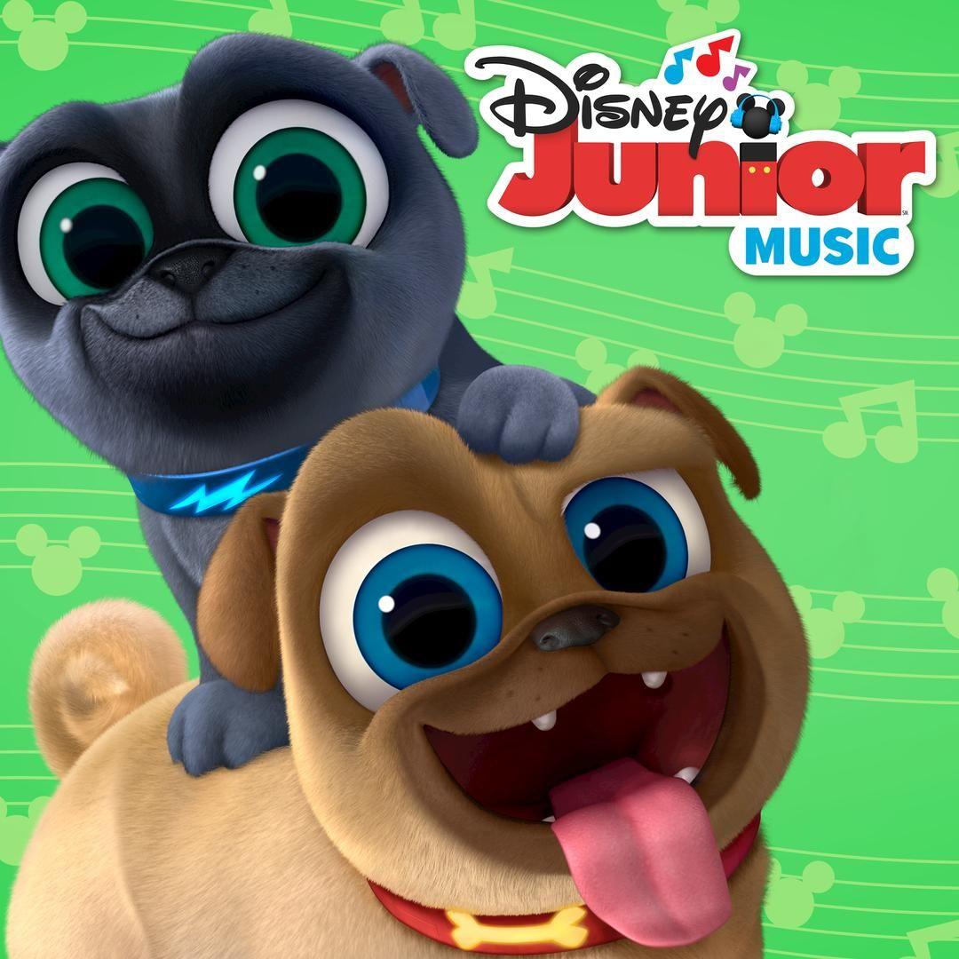 Puppy Dog Pals Disney Junior Music by Cast Puppy Dog