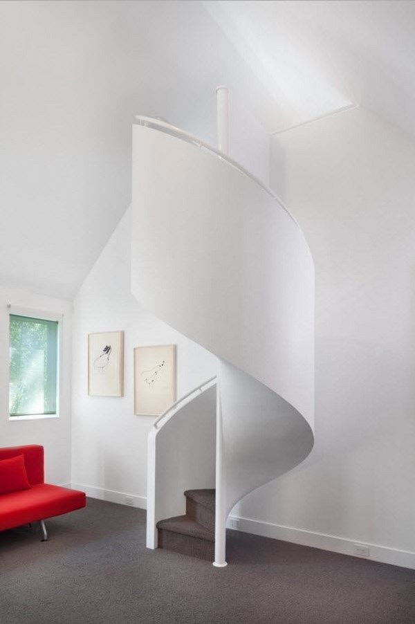 Best Attic Stairs Design Ideas – Pros And Cons Of Different 400 x 300
