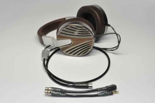 Ultrasone Edition 10 w/ Moon Audio Black Dragon Headphone