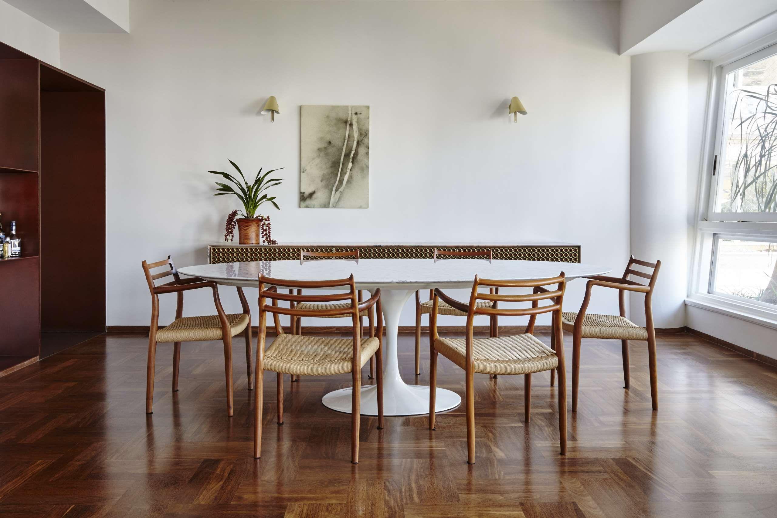 Brazilian Modernism Revamped The VA Apartment in São