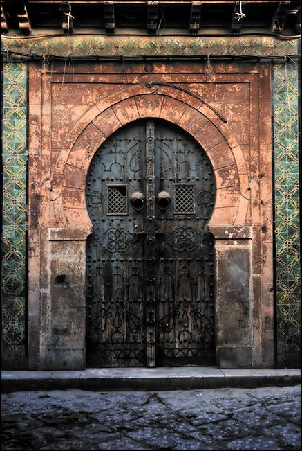 Mysterious Door Photo Gratuite Gorgeous Doors Cool Doors North Africa
