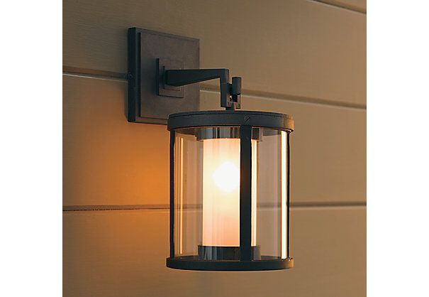 Quentin Pendant Sconce Outside Porch Light