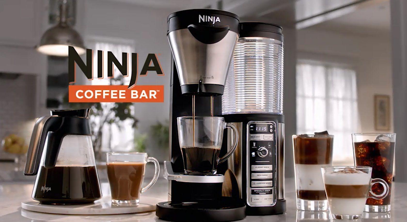 Ninja coffee bar with images ninja coffee bar ninja
