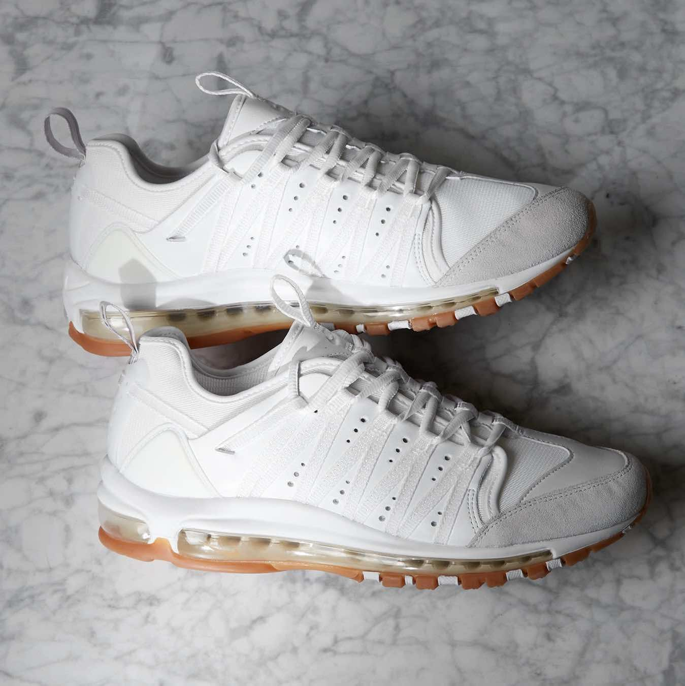 2019 CLOT x Nike Air Max 97Haven White AO2134 100 For Sale