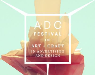 We made the opening-day videos for each day, organized in Miami by ADC, for their Festival Awards. There were 3 days filled with conferences and each day reflected a different spirit in the field of art direction.