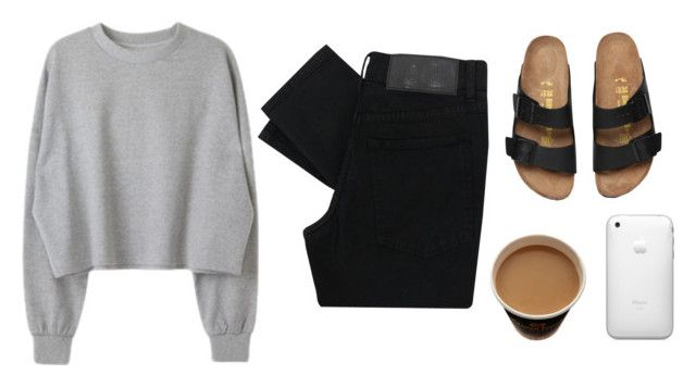 """#17"" by userbean ❤ liked on Polyvore featuring Cheap Monday"