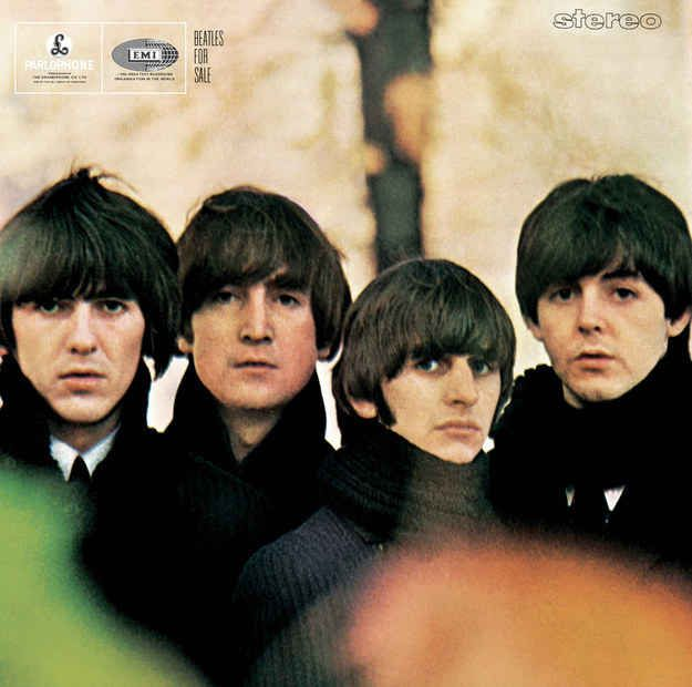 """When you set out on a road trip — """"Kansas City"""" from Beatles for Sale."""