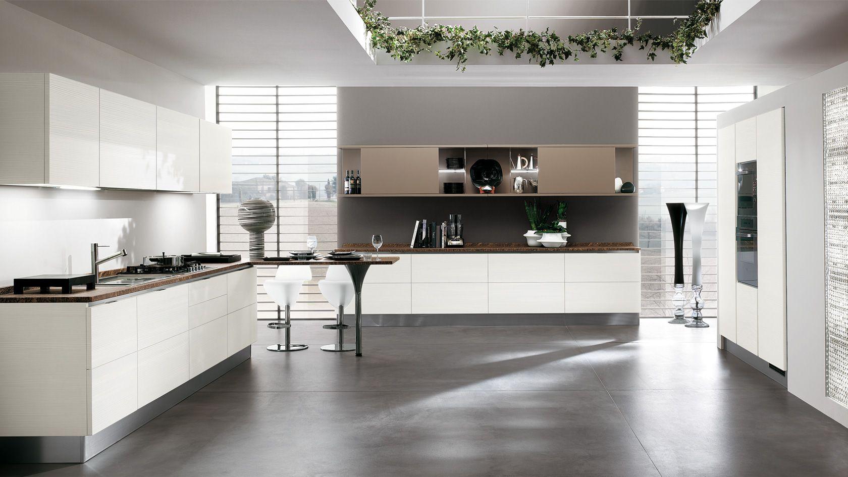 Cucina contemporanea Scenery | Sito ufficiale Scavolini | Cucine ...