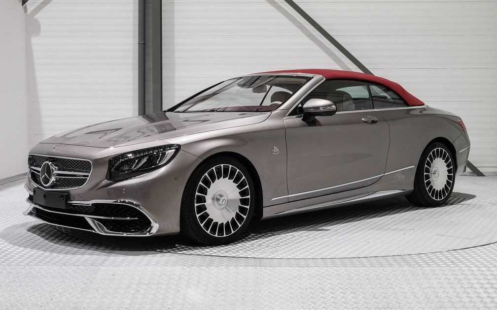 Mercedes Benz Mercedes Maybach S650 Cabrio Cabriolet 2018 Elsloo Netherlands New And Used Luxury Cars For Sale Mercedes Benz Maybach Mercedes Maybach Maybach