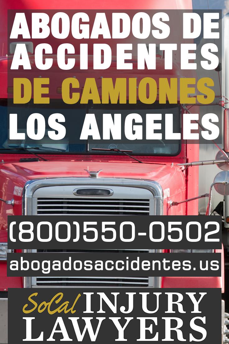 California es muy famosa por su excelente clima durante todo el año. Abogados de Accidentes de Camiones en Los Angeles