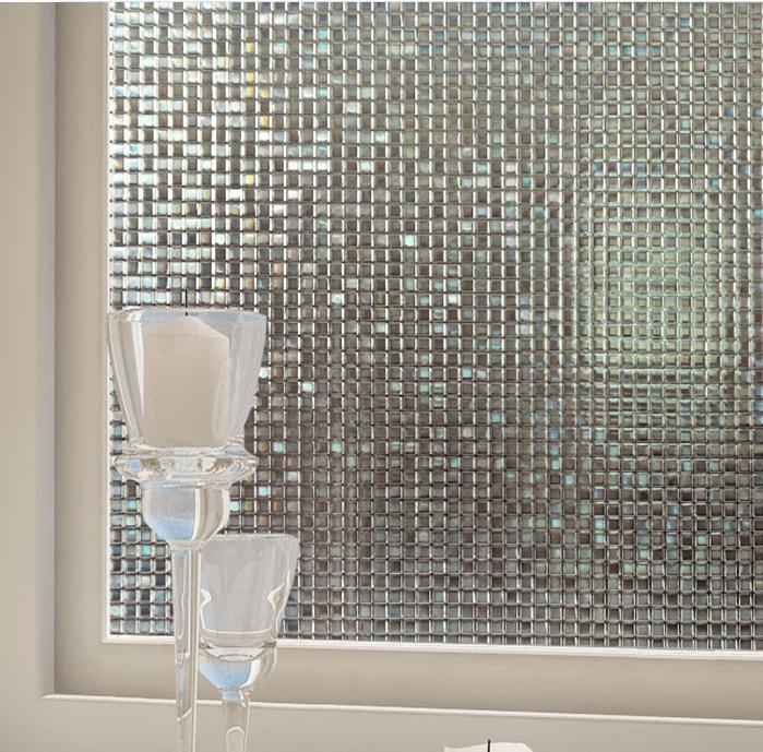 Ez Film Glass Blocks Privacy Film Static Cling Glass