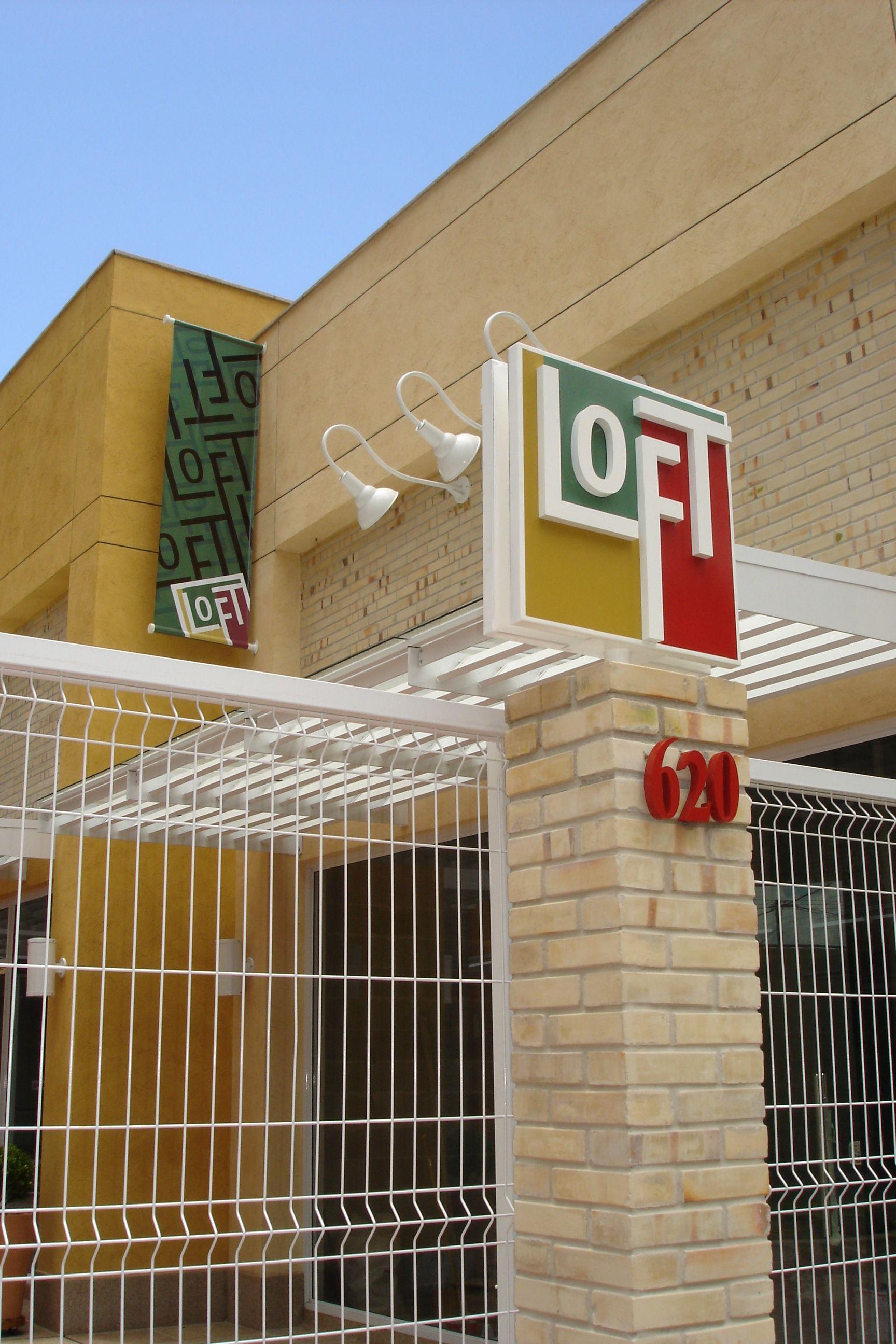#Wayfinding #Loft 620 - Vila Velha (ES) - Brazil #braziliandesign #design #shopping #malls
