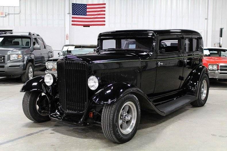 1932 Essex Sedan