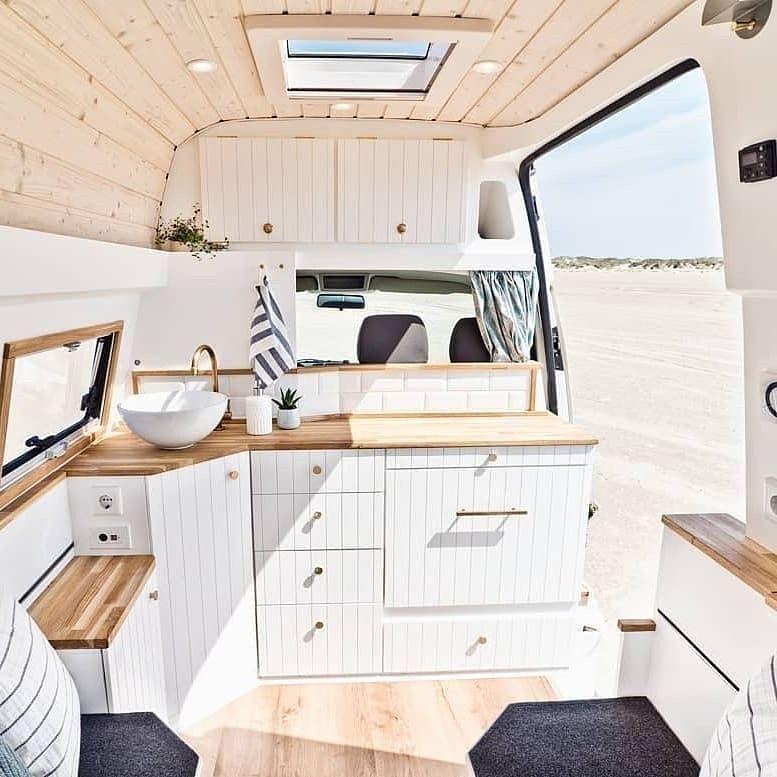 Tiny Home Inspiration : @nordvind_camper
