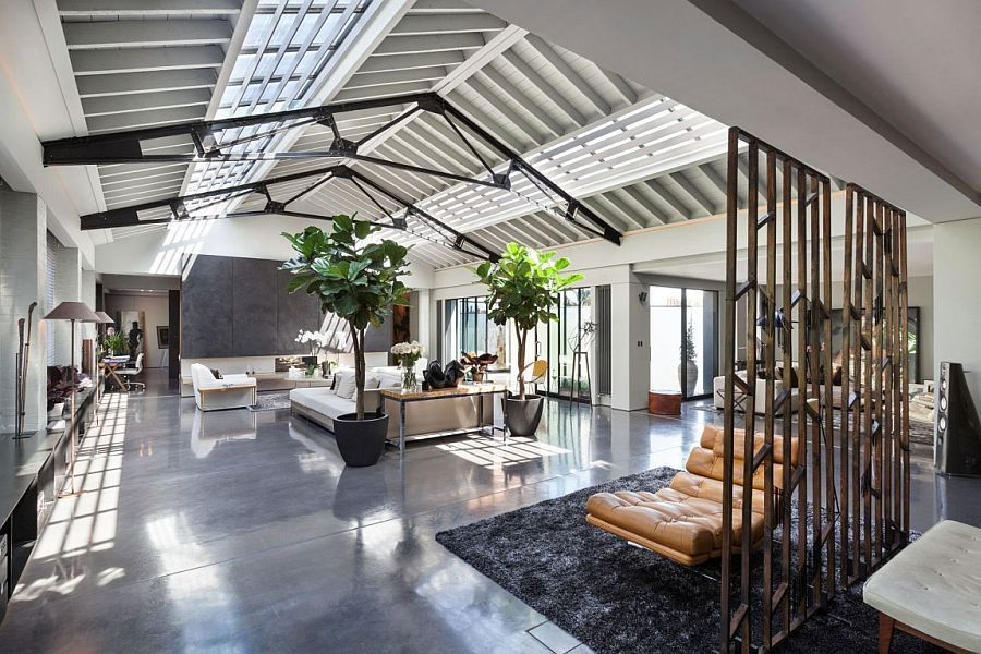 Loft Style Talisman In London Talismanic Conversion Dream Apartment Revamped Warehouse