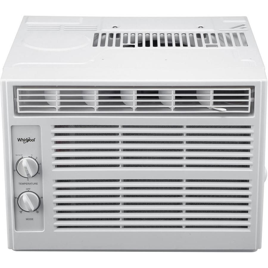 Whirlpool 150 Sq Ft Window Air Conditioner 115 Volt 5000 Btu Lowes Com In 2020 Window Air Conditioner Best Window Air Conditioner Air Conditioner Units