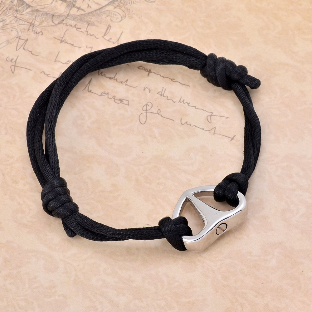 >> Click to Buy << CJB5020  Fine Jewelry Handmade  Black Rope  Bracelets With Cremation Urns Charms Bracelets for Women Man  #Affiliate