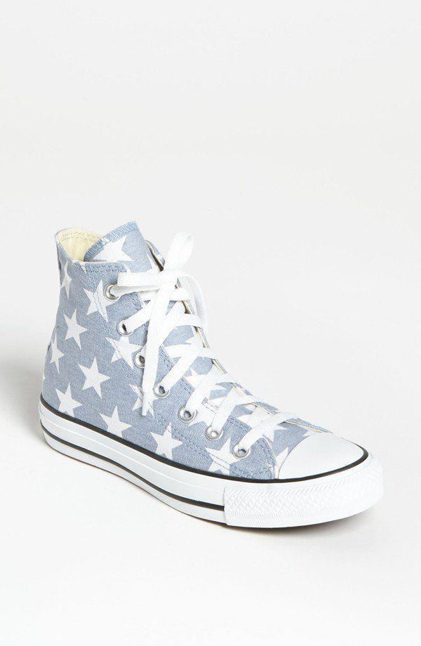 Converse Chuck Taylor® All Star® Stars High Top Sneaker (Women ... e676bd367