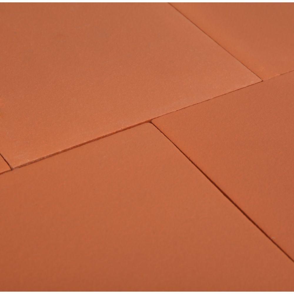 Daltile quarry tile red blaze 6 in x 6 in ceramic floor and wall daltile quarry tile red blaze 6 in x 6 in ceramic floor and wall dailygadgetfo Image collections