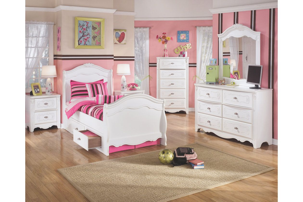 Best Exquisite Twin Sleigh Bed With 2 Storage Drawers Girls 640 x 480