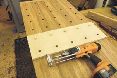Make The Perfect Workbench Workbench Woodworking Woodworking