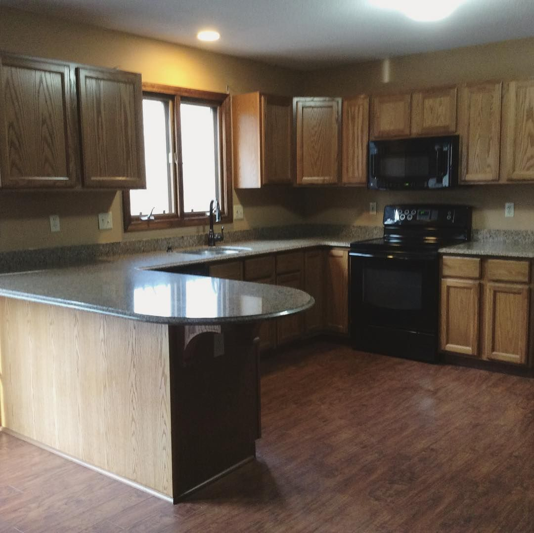 swipe this kitchen was ripped out and install in only just 2 weeks beforeandafter on kitchen remodel timeline id=20047