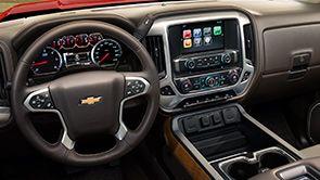 The Chevy Silverado 3500HD Interior Brings You Comfort, Silence, Andu2026