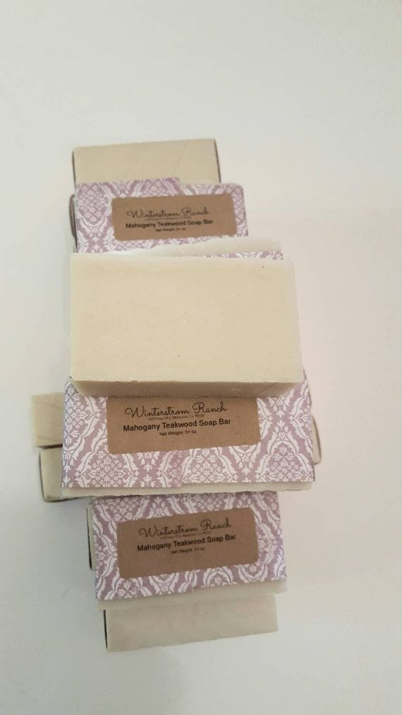Check out this item in my Etsy shop https://www.etsy.com/listing/243826891/mahogany-teakwood-soap-bar